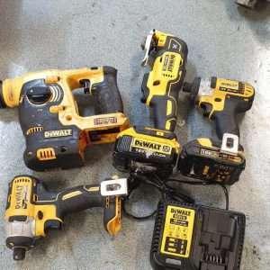 כלים מכניים וחשמליים להשכרה